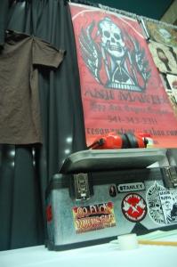 2008, work gear.