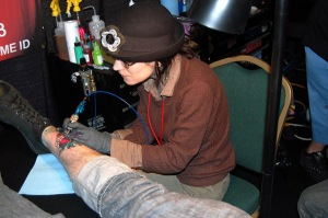 neuma machine, tattoo convention