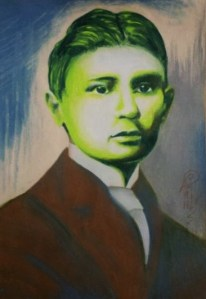 original portrait of envious kafka