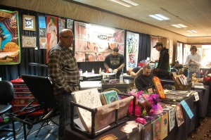ink travelers tattoo convention