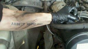 tattoo on mechanic