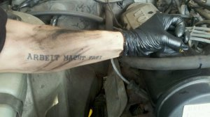 tattoo on mechanic