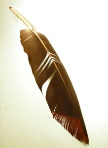 legal domestic feather