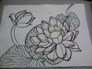 lotus work in progress