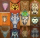 animal art spirit animal cute totem animal prints