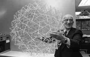 a brilliant idea for what the finished tattoo will look like. (this is Buckminster Fuller, though)