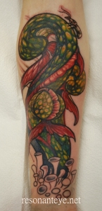 Coverups Resonanteye Spokane Tattoo