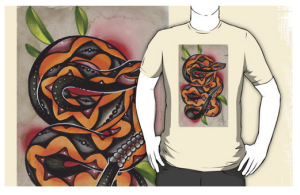 snakeshirt