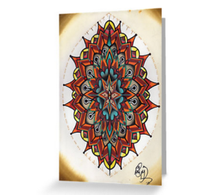 mandala blank greeting cards happy holiday neutral greeting cards inclusive holiday cards nondenominational holiday cards seasons greetings