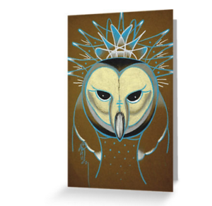 owl animal art blank greeting cards happy holiday neutral greeting cards inclusive holiday cards nondenominational holiday cards seasons greetings
